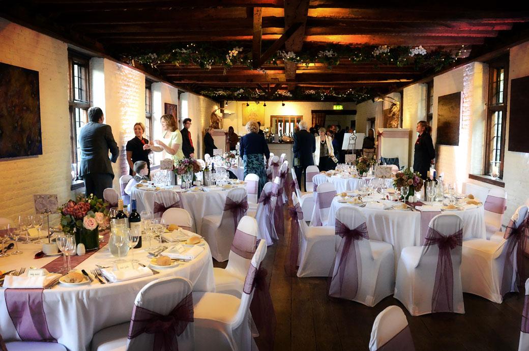 Tudor Barn Eltham London Wedding Photographers